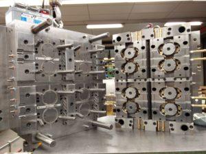 8 cavity mould H&D Precision